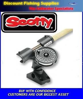 Scotty Fly Rod Holder - No 265