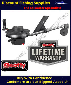 "Scotty Strongarm 24"" Manual Downrigger (1080)"