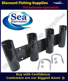 SEA HARVESTER Rod Holder 4WD - 4 rods