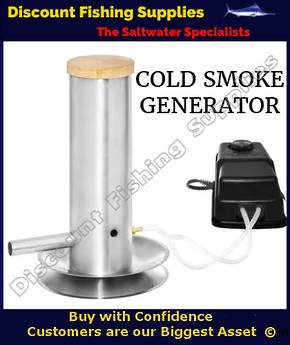 Sea Harvester Cold Smoke Generator