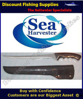 Sea Harvester Fillet Knife 12""