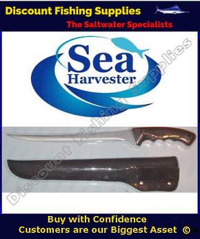 """Sea Harvester Fillet Knife 12"""""""