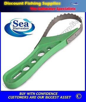Sea Harvester Fish Scaler