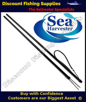 Sea Harvester HAWAIIAN SLING 2 PCE 2M Hand Spear