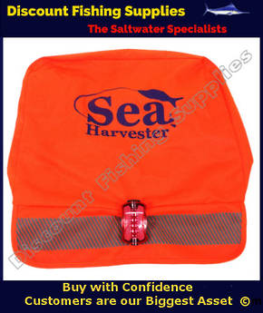 Sea Harvester PROP BAG WITH LIGHT