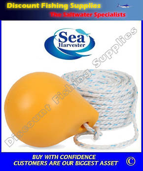 Rope & Float Pack 30m