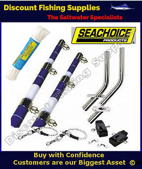 Seachoice Outrigger Kit - Telescopic