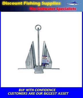 SeaSense Slip Ring Boat Anchor 4lb