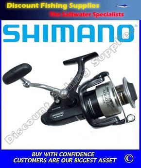 Shimano Baitrunner 4000 OC Fishing Reel