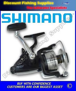 Shimano Baitrunner 8000 OC Fishing Reel