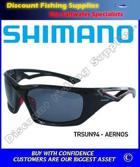 Shimano Polarised Sunglasses - Aernos