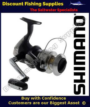 Shimano Alivio 6000 FA Spin Reel