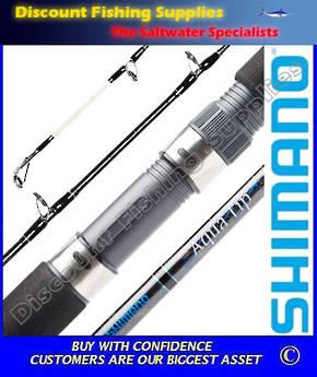 Shimano Aquatip Spin Rod 6-10kg 7'
