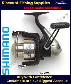 Shimano AX 4000 Spin Reel