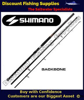 Shimano Backbone Surfcasting Rod 14ft 6inch 8-15kg 3pc