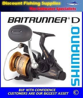 Shimano Baitrunner 8000D