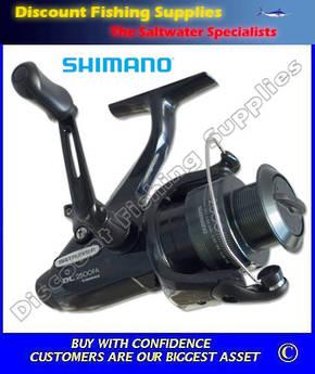 Shimano Baitrunner DL 4000FB Spin Reel