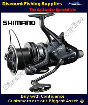 Shimano Big BaitrunnerCi4 XTB 14000 LONGCAST Surf Reel