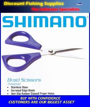 Shimano Braid Scissors