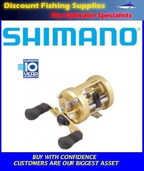Shimano Calcutta B CT400B Fishing Reel