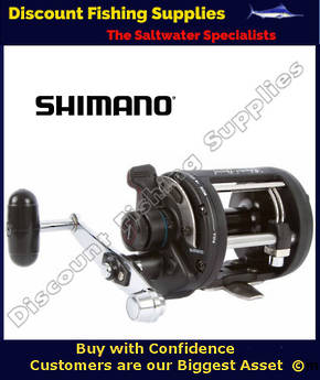 Shimano Charter Special TR2000 - Lever Drag