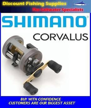 Shimano Corvalus 400 Baitcaster Reel