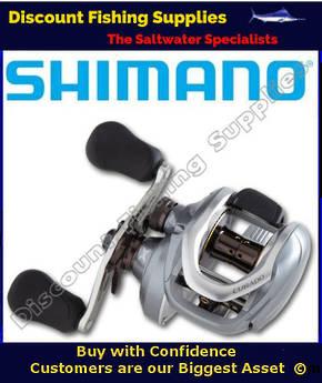 Shimano Curado 200HG Baitcaster Reel