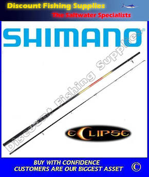Shimano Eclipse Surf Rod 12' - 10-15kg - 2pc
