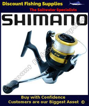Shimano FX4000FCK Spinning Reel