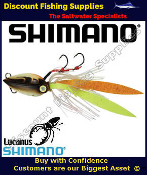Shimano Lucanus Jig 80gm - Dungeness Crab