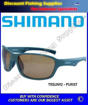 Shimano Polarised Sunglasses - Purist