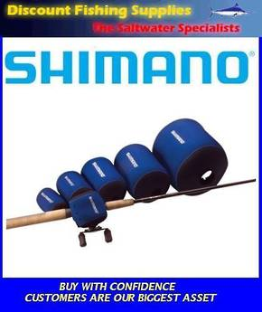Shimano Reel Cover - Small Round (Upto Calcutta 200)