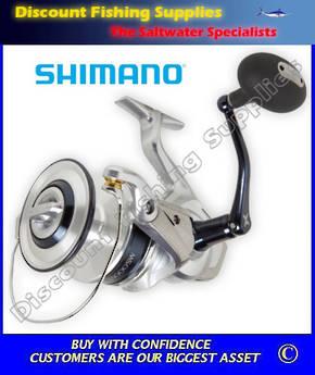 Shimano Saragosa 20000SW Spin Reel