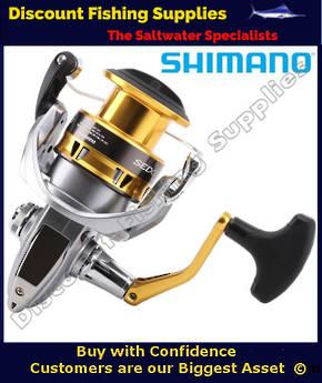 Shimano Sedona 4000 FE XG Spin Reel