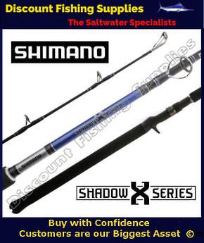 Shimano Shadow X Nano Overhead Rod 6-10kg 7'