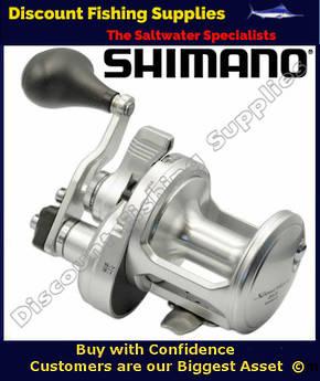 Shimano Speedmaster 12LD - 2 Speed Boat Reel