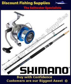 Shimano Speedmaster - AquaTip Surf Combo 6-12kg