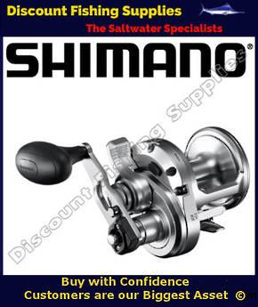 Shimano Speedmaster 25LD - 2 Speed Boat Reel