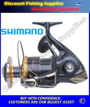 Shimano Stella 20000SWB PG Spin Reel
