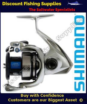 Shimano Stradic FL C3000 HG Spinning Reel