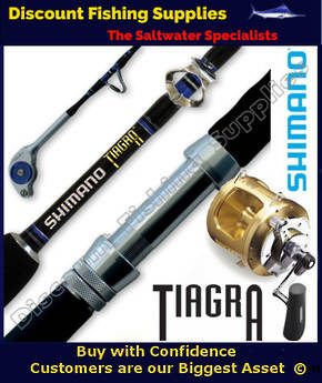 Shimano TIAGRA 30 Wide - 15kg Combo