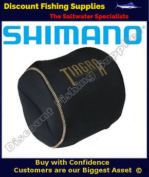 Shimano Tiagra Reel Cover - TI-50W