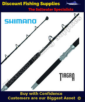 Shimano TIAGRA Series 37kg Standup Game Rod
