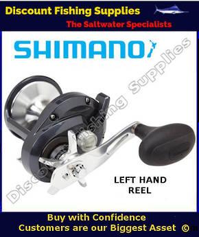 Shimano Torium 30HGA High Speed Reel - LEFT HANDED
