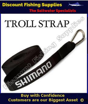 Shimano Rod Strap (Safety Strap) Troll strap