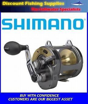 Shimano Tyrnos 30 - Boat Reel