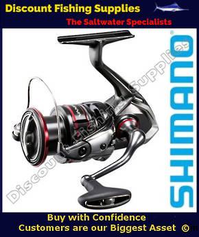 Shimano Vanford 4000XG Spin Reel