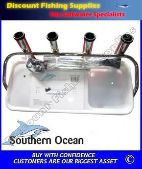 Southern Ocean Deluxe Framed Bait Board