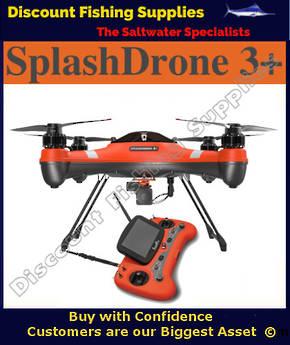 Swellpro SplashDrone 3+ FISHERMAN Model - Fishing Drone