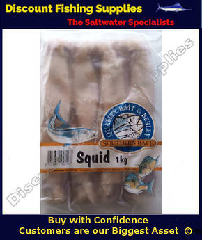 BAIT - Baby Squid 1KG